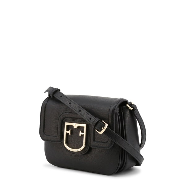 Black JOY_XS magnetic Crossbody Bag