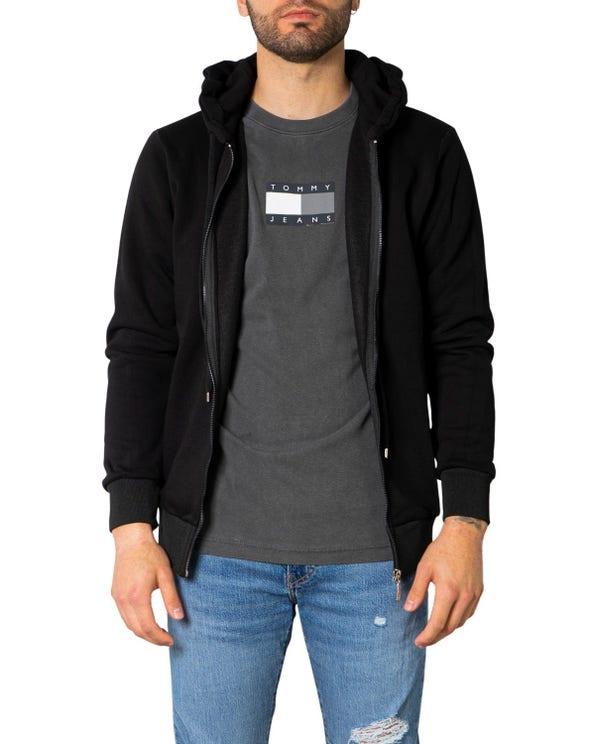 Long Sleeve Zip Hoodie Sweatshirt