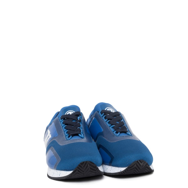 Bluette Round Toe Lace Up Sneakers