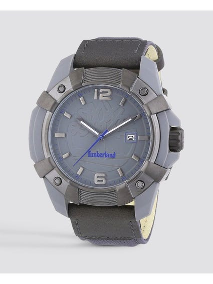 Chocorua Grey Dial Quartz Watch