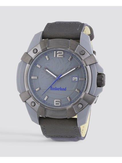Chocorua Grey Dial Quartz Watch