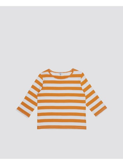 Stripe Long Sleeves Kids Top