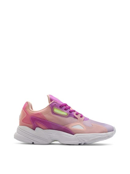 Pink Falcon Sneakers