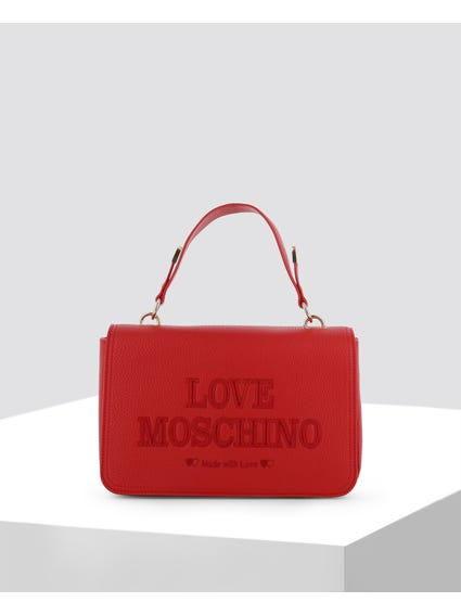 Red Made With Love Bag