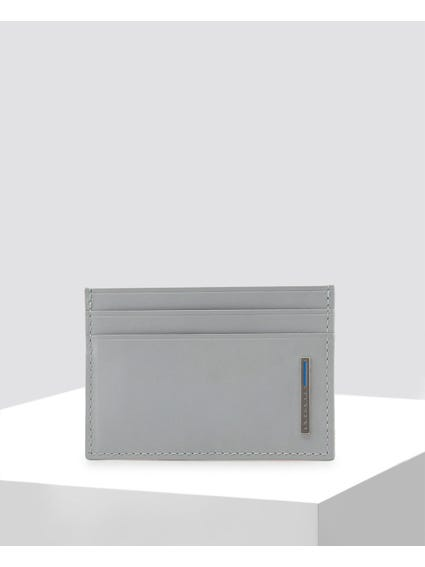 Grey Credit Card Holder