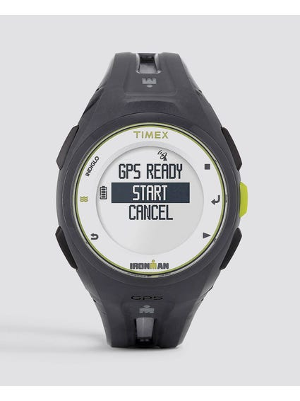 Ironman Run x20 GPS Alarm Chronograph Watch