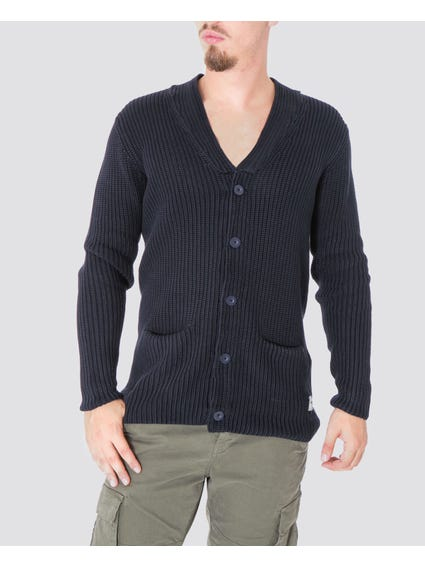 Pocket Knitted Cardigan