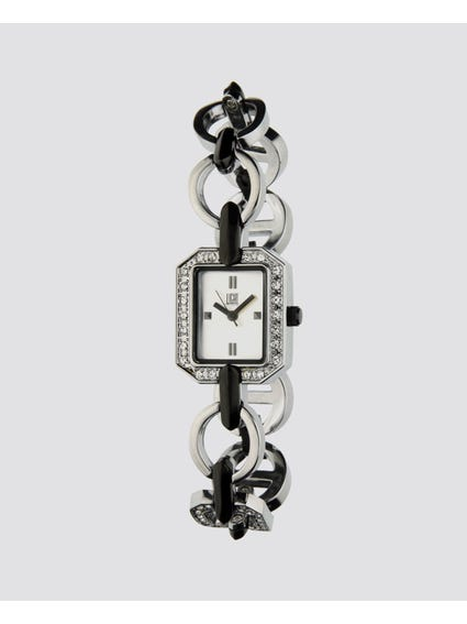 Square Case Analog Watch