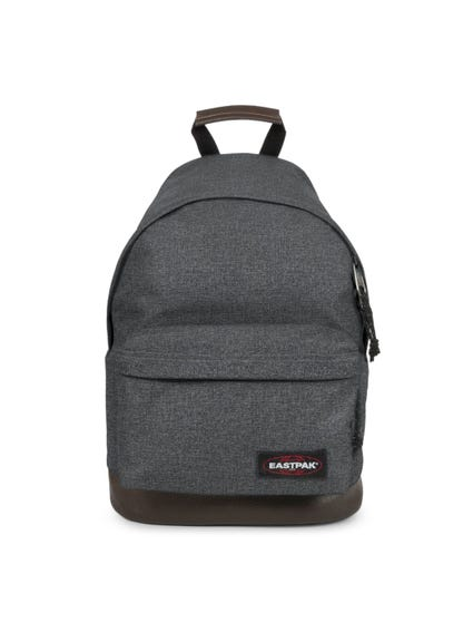 Grey Zipper Wyoming Backpack