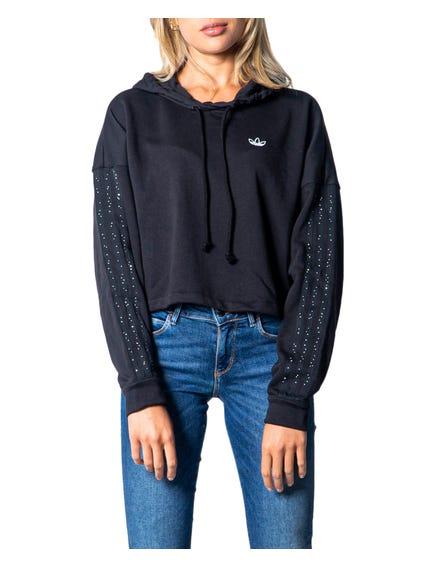 Hood Long Sleeve Classic Logo Sweatshirt