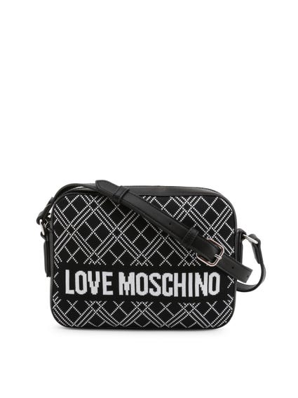 Stitched Love Crossbody Bag