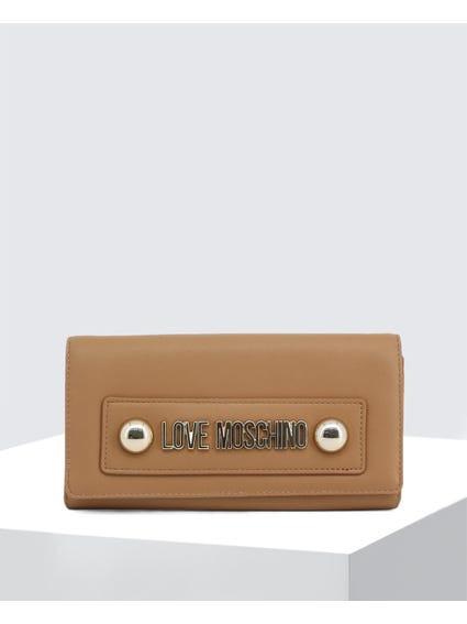 Brown Classy Leather Clutch Bag