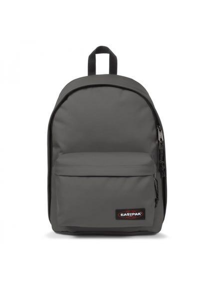 Padded Shoulder Zipper Backpack