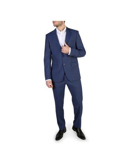 Collar Buttons Long Sleeve Suit