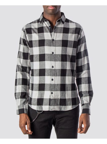 Check Long Sleeves Shirt