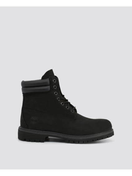 Black 6IN Ankle Boots
