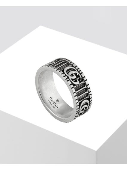 Silver Marmont Ring