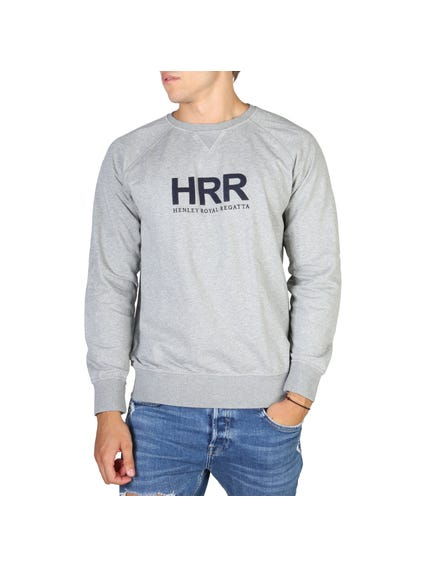 Grey HRR Print Sweatshirt