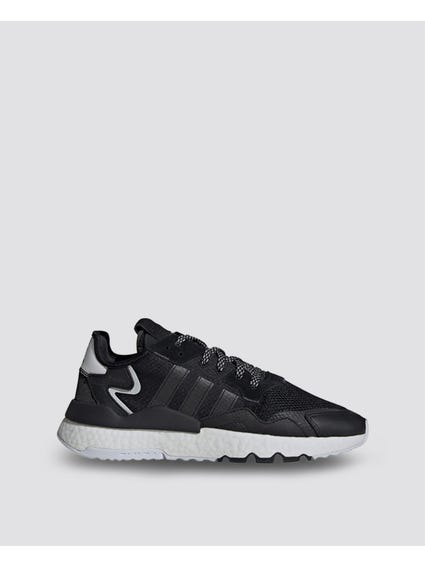 Black Jogger Shoes