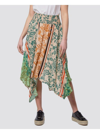 Siros Hawaiian Skirt