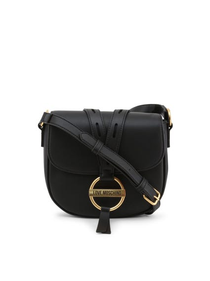 Black Magnetic Crossbody Bag