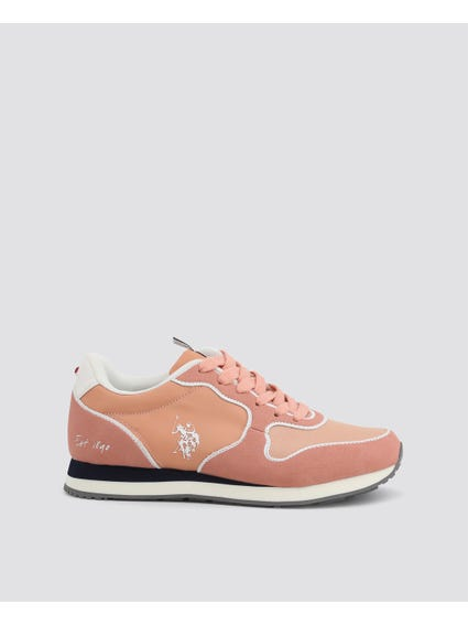 Pink Aiace Sneakers