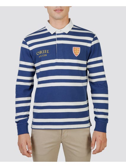 Oriel Rugby Polo Shirt