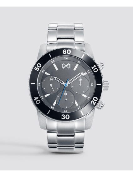 Mission Stainless Steel Watch
