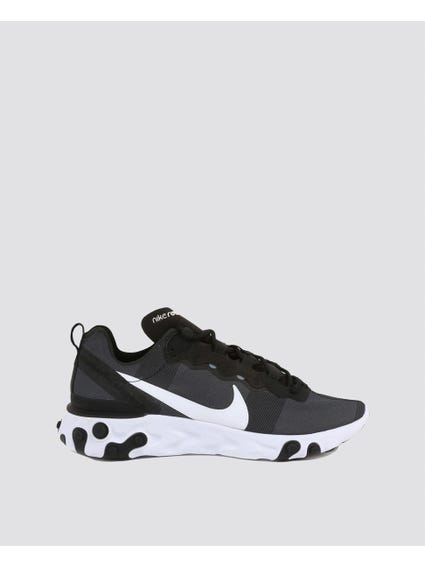 Black React Element Sneakers