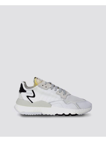 White Nite Jogger Shoes
