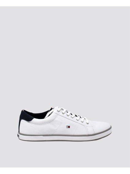 White Harlow Sneakers