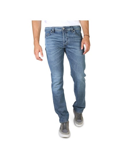 Blue Tepphar Regular Jeans