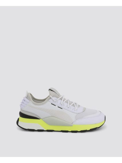 Yellow RS-X Tracks Sneakers