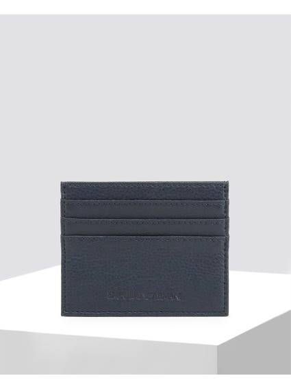 Blue Multi Slot Wallet