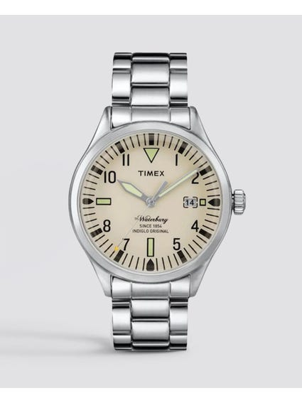 Stainless Steel Strap Analog