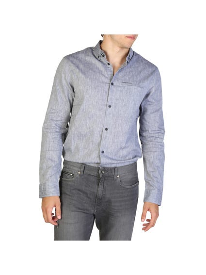 Classic Long Sleeve Pocket Shirt