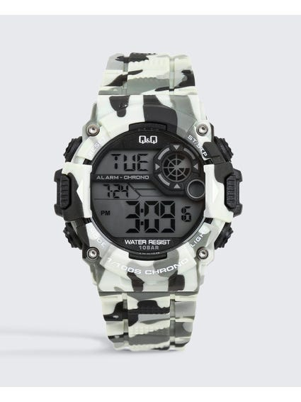 Multi Chronograph Digital Watch