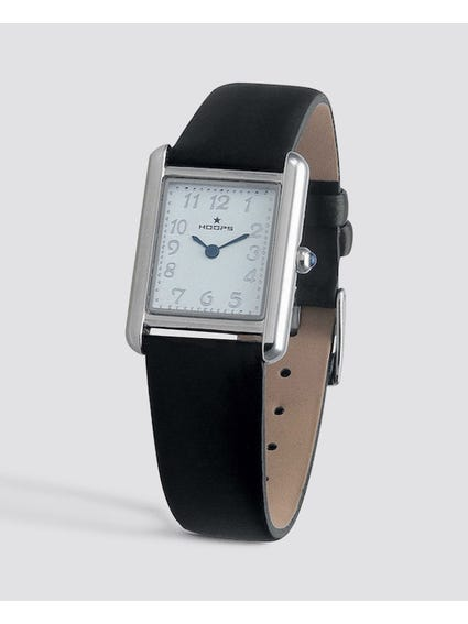 White Dial Analog Watch