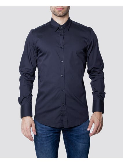 Black Long Sleeves Shirt