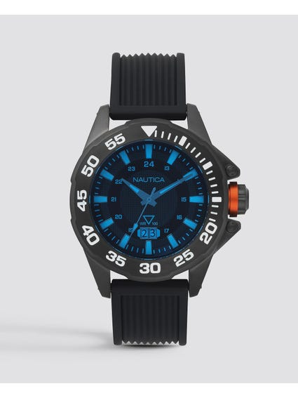 Westview Silicone 3-Hand Watch