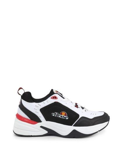 Black Quarter Panel Sneakers