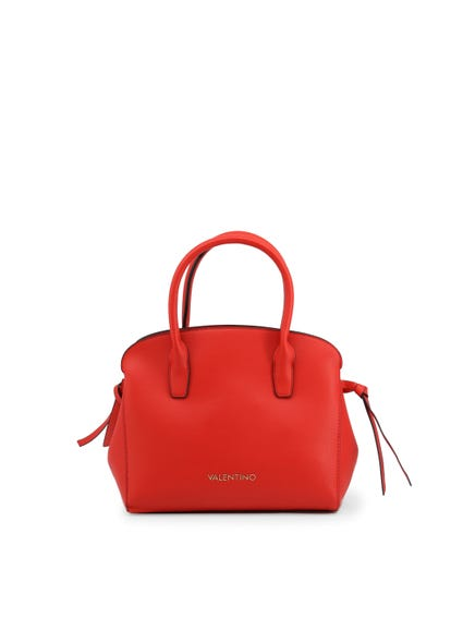 Red Buru Handbag