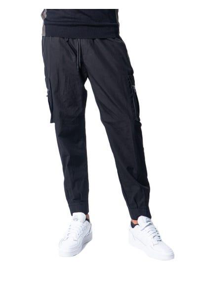 Elasticated Waist Pocket Trouser