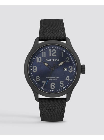 NCC 01 Sports Analog Navy Dial Watch