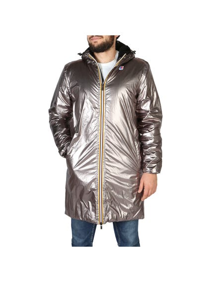 Hooded Full Zipper Pocket Jacket