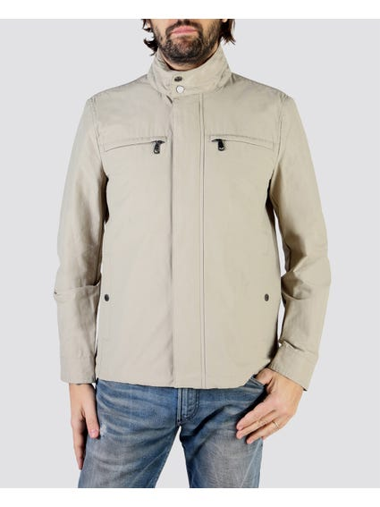 Safari Bomber Jacket