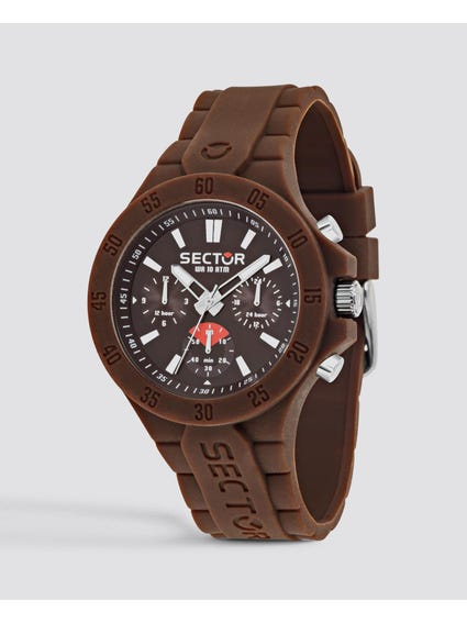 Multifunction Touch Silicone Watch
