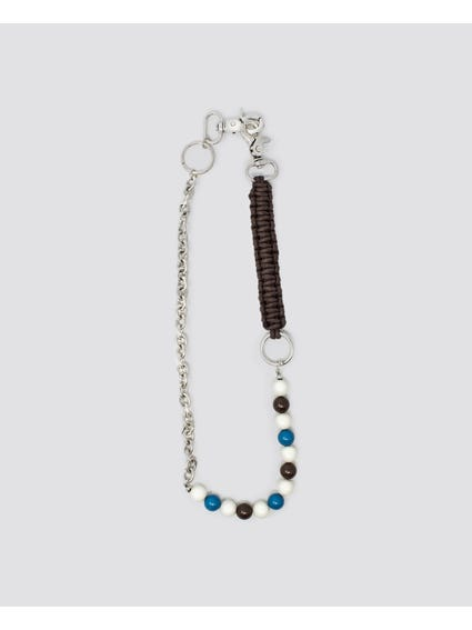 Blue Multi Bids Keyring