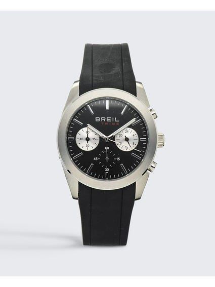 Black Dial Coul Analog Watch