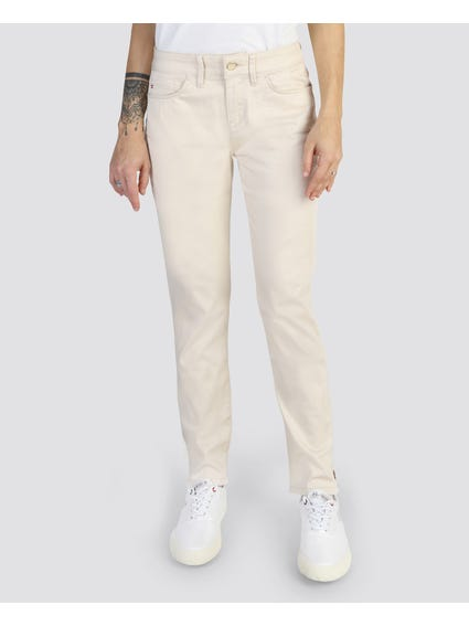 Classic Plain Pocket Trouser